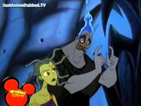 Disney's Hercules Season 2 Episode 12 Hercules and the Gorgon