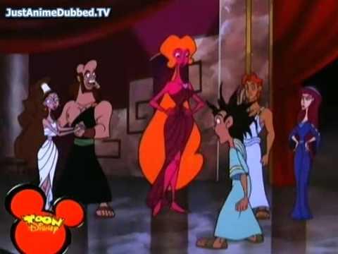 Disney's Hercules Season 2 Episode 13 Hercules and the Green Eyed Monster