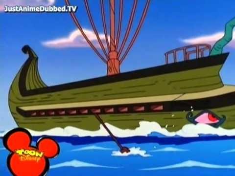 Disney's Hercules Season 2 Episode 9 Hercules and the Poseidon's Cup Adventure