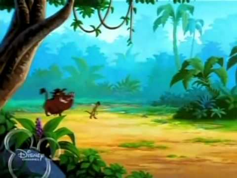 Timon & Pumbaa S6 Ep08 – Luck Be a Meerkat. Just When You'd Thought You'd Cuisine It All