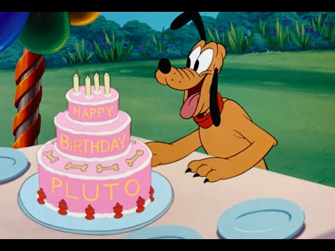 Pluto's Party | A Classic Mickey Cartoon | Have A Laugh