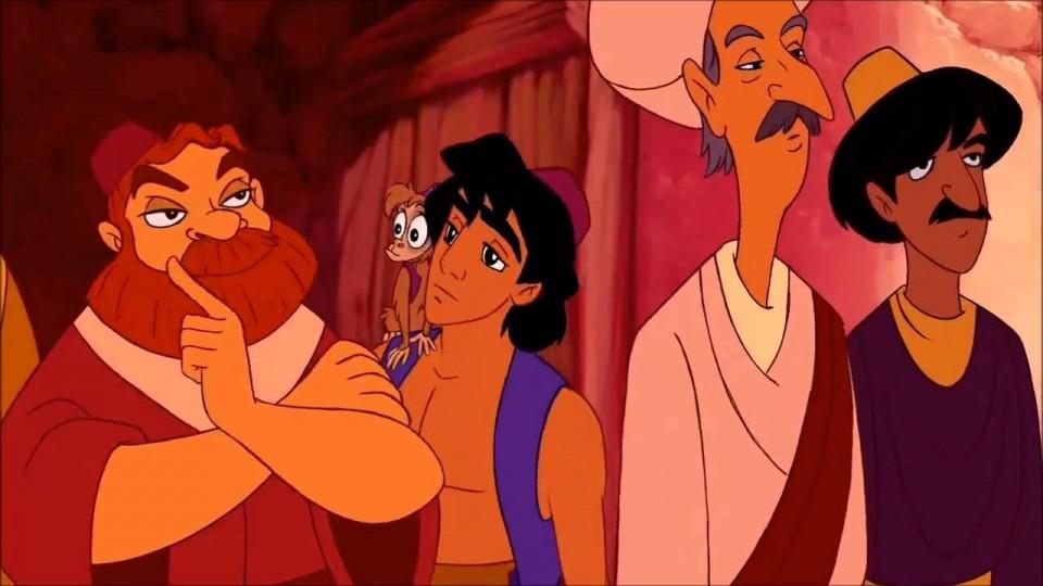 Aladdin and Children HD