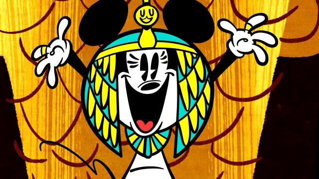 Entombed | A Mickey Mouse Cartoon | Disney Shorts