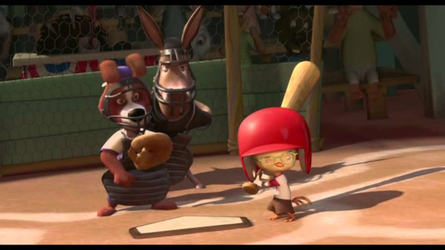 Chicken Little saves the game