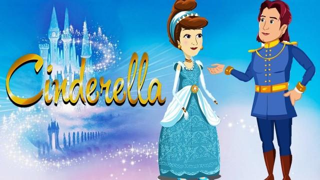 Cinderella Cartoon Full Movie   English Fairy Tales For Kids   Princess Fairy Tales