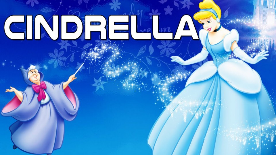 Cinderella   Story for Kids   Cartoon Series for Childrens   Fairy tales for children in English
