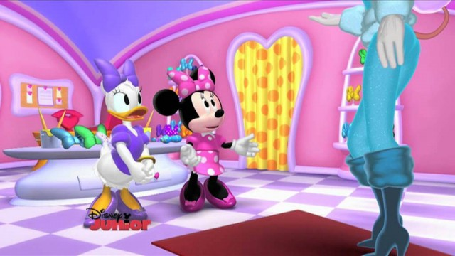 Minnie's Bow-Toons – Trouble Times Two