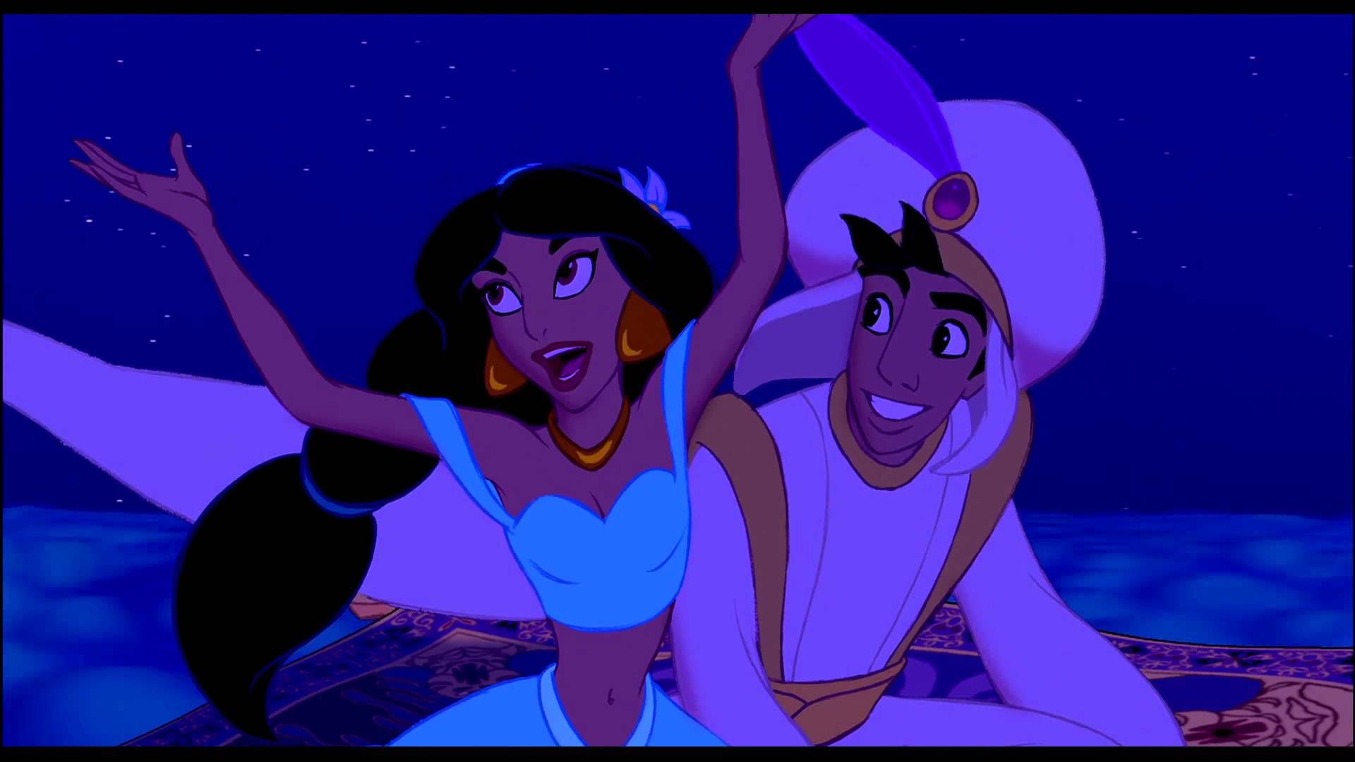 Aladdin – A Whole New World (HQ 1080p HD)