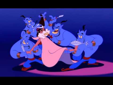 Aladdin – Friend Like Me [High Quality]