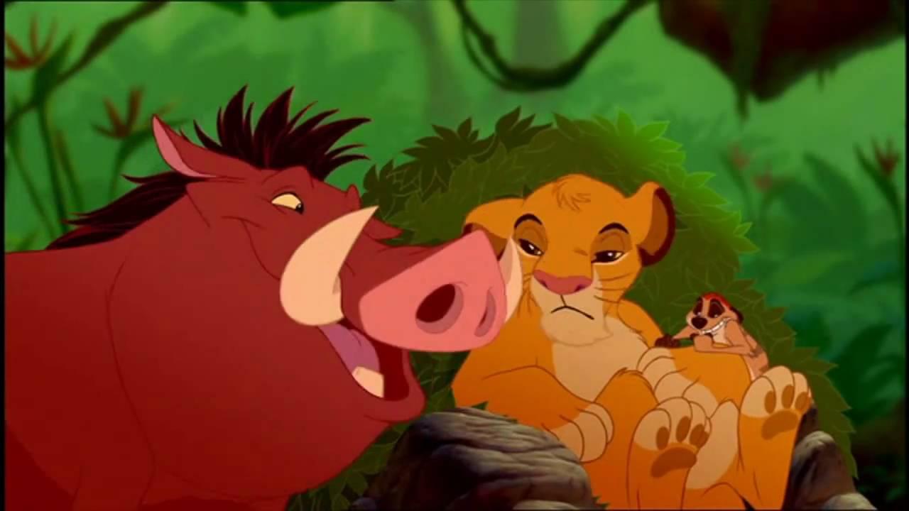 The Lion King – Hakuna Matata (HD)