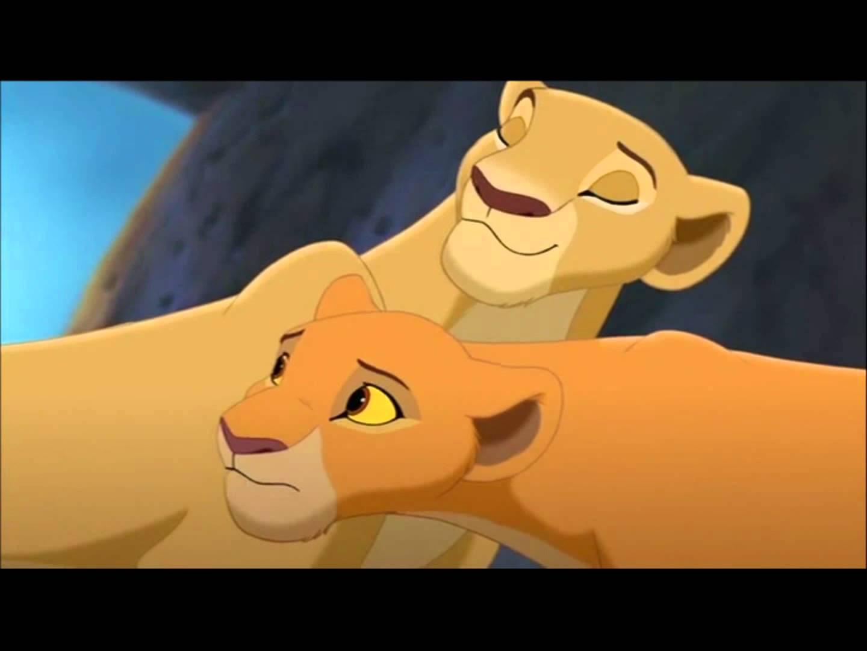 The Lion King II – Kiara's first hunt (intro)