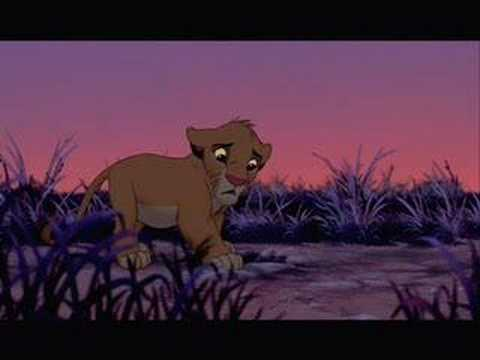 You Raise Me Up – The Lion King