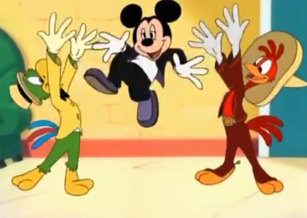 House of Mouse – We Are The Three Caballeros
