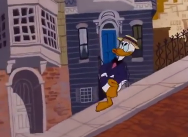 Donald Duck with Daisy Duck in Donald's Diary 1954 4ezVKmhy99I # Play disney Games # Watch Cartoons