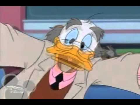 Disney – The Ludwig Von Drake Song