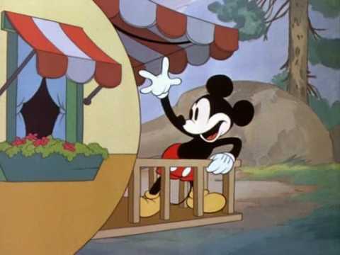 Mickey Mouse – La caravana de Mickey