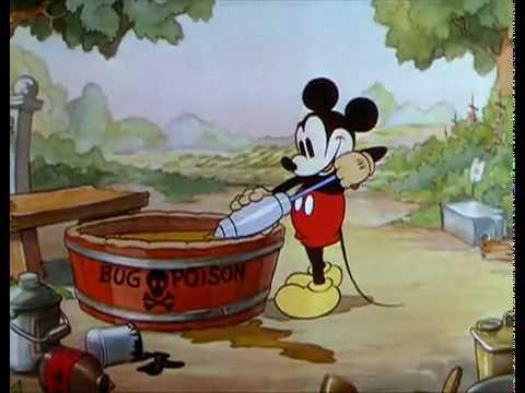 Mickey Mouse – Mickey's Garden – 1935