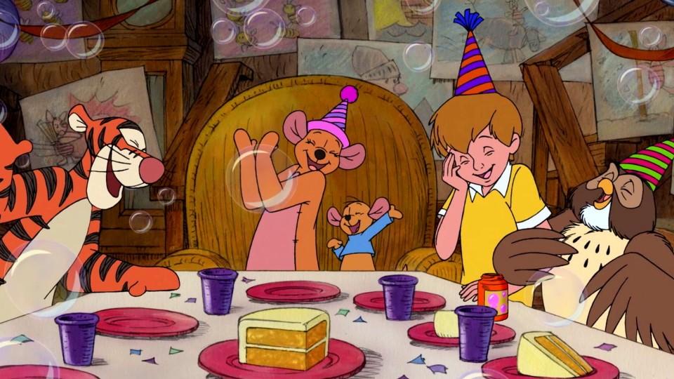 Piglet's Party