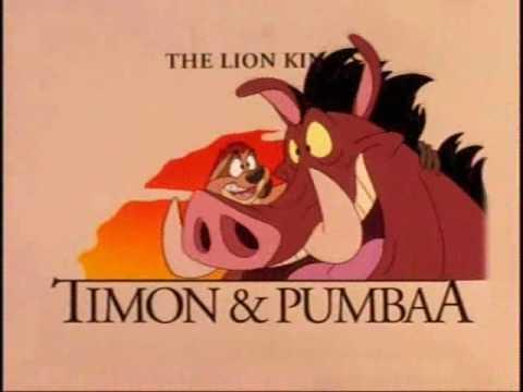 Timão e Pumba – Abertura
