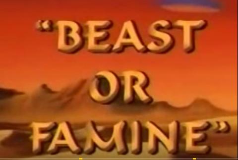 Aladdin 205 Beast Or Famine