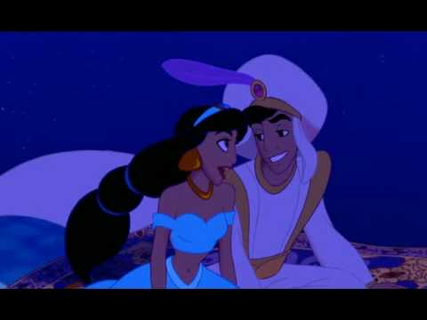 Aladdin – A Whole New World [High Quality]