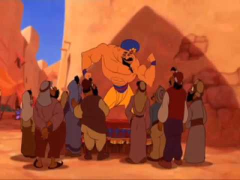 Aladdin – One Jump Ahead