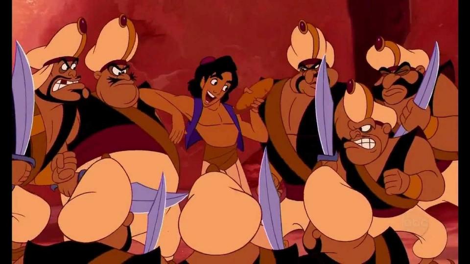 Aladin – Je vole – Chanson