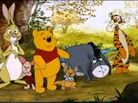 Winnie The Pooh Episodes A Day for Eeyore