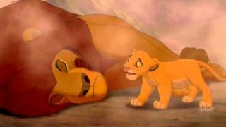 Mufasa Death – The Lion King – Funeral