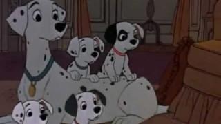 101 Dalmatians (1961): Thunderbolt scene dub