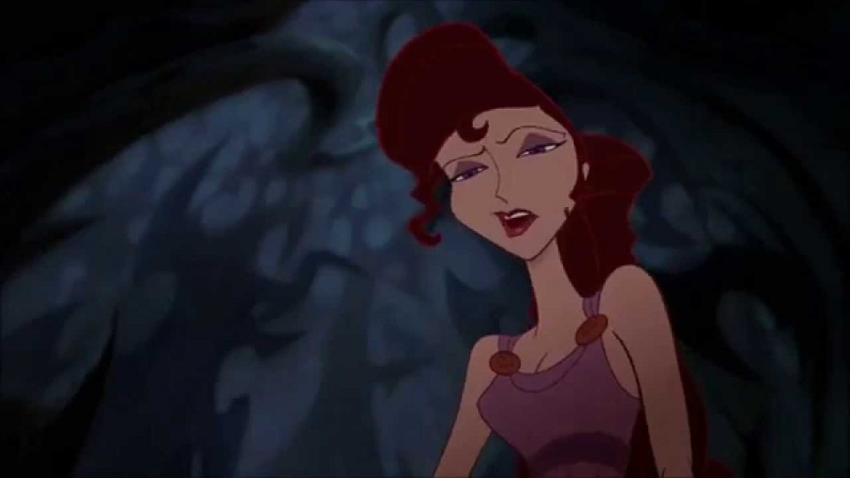 Hercules-Meg meets Hades in the wood HD