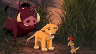 The Lion King 2 Simba's Pride – Kiara Timon and Pumbaa HD