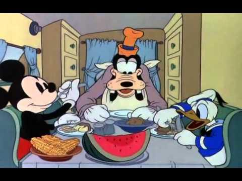 Mickey Mouse – La Remorque de Mickey (1938)