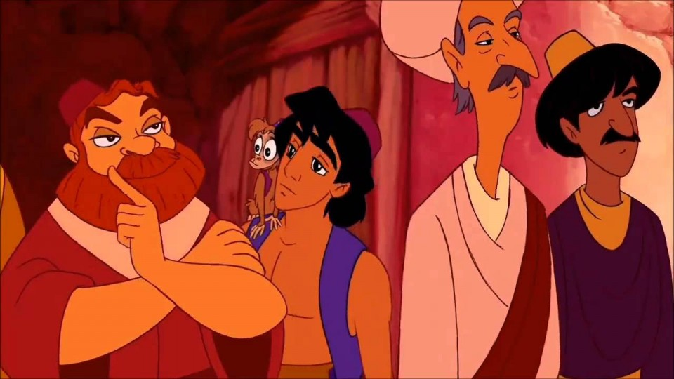Aladdin and Children HD